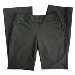 The Limited Cassidy Fit Black Career Dress Pants 2